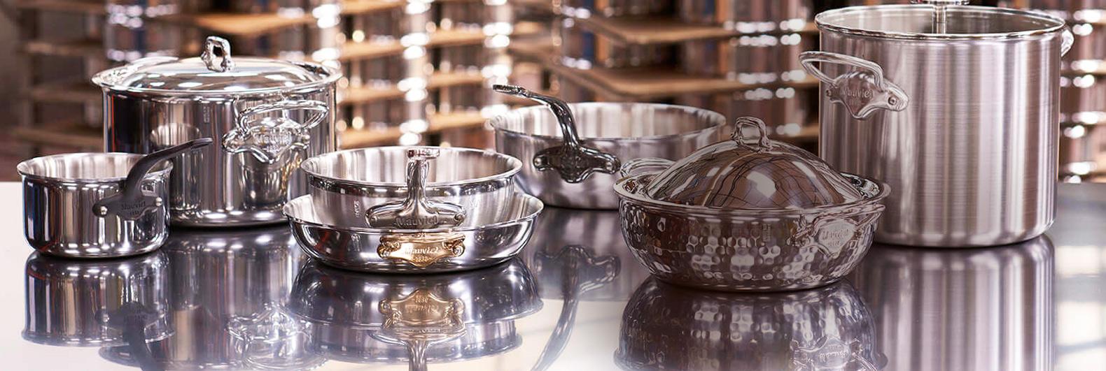 Clepsydre le bel objet mauviel fabricant d 39 ustensiles de cuisine dinandier po lier - Cuisine direct fabricant ...