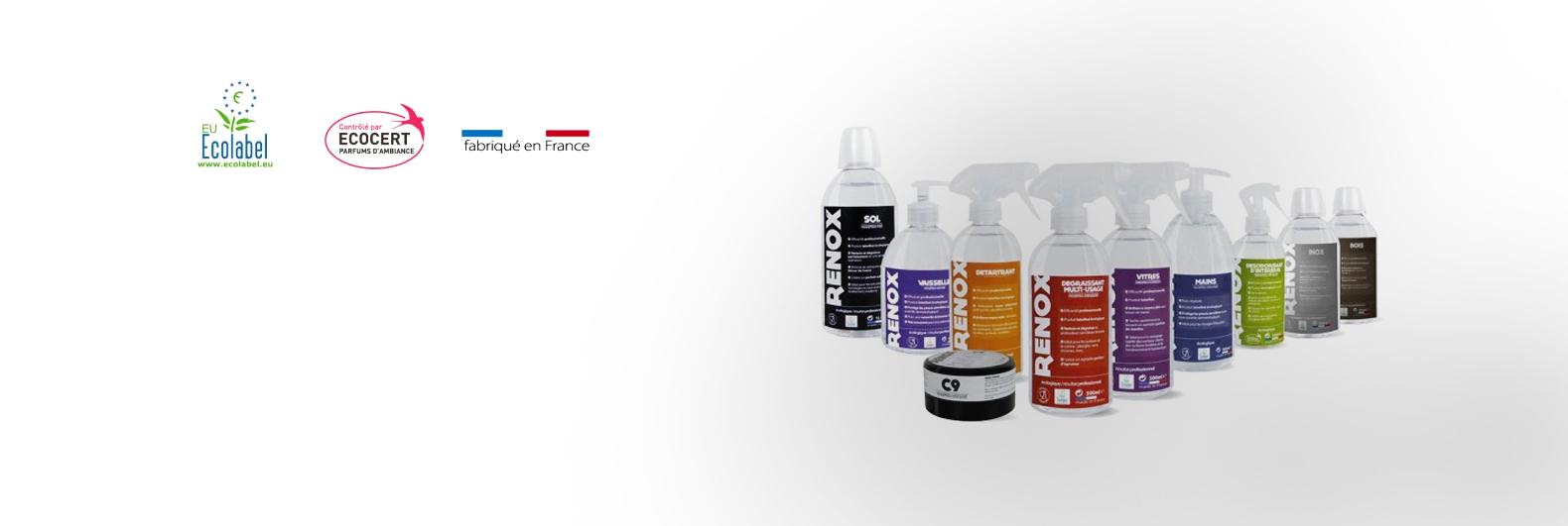 Clepsydre le bel objet cristel renox fabricant de produits d 39 entretien - Cuisine direct fabricant ...