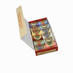 Boîte assortiment 12 fils à coudre