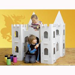Chateau Fort Géant en carton