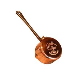 Casserole en cuivre à flamber 8cm