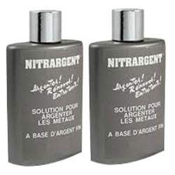 Nitrargent en Lot de 2