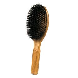 Brosse à cheveux ovale avec manche, Redecker -