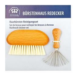 Set de nettoyage pour brosses à cheveux