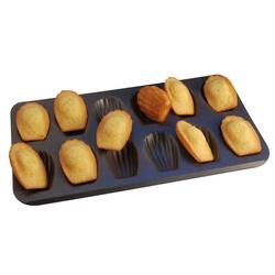 Moule à madeleines - Gobel