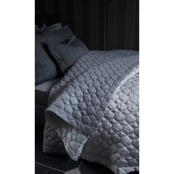 Couvre lit satin de coton
