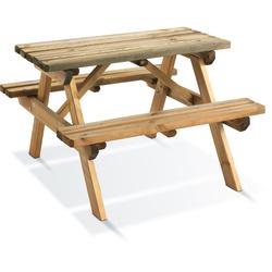 Table pique-nique enfants