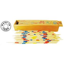 Boîte de Jeu mikado en bois