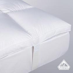 Surmatelas 50% duvet, 1500 g/m²