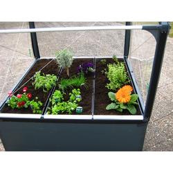 Bac de plantation pour potager de jardin