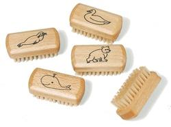 Brosse à ongles pour enfants