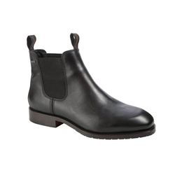 Boots Chelsea en cuir, Homme