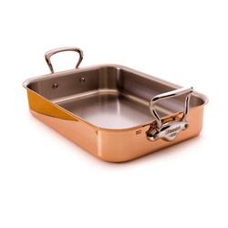 Plaque à rôtir en cuivre