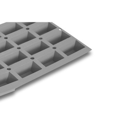 Elastomoule - 20 mini-cakes