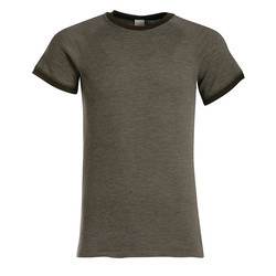 T-shirt manches courtes, col rond, Homme