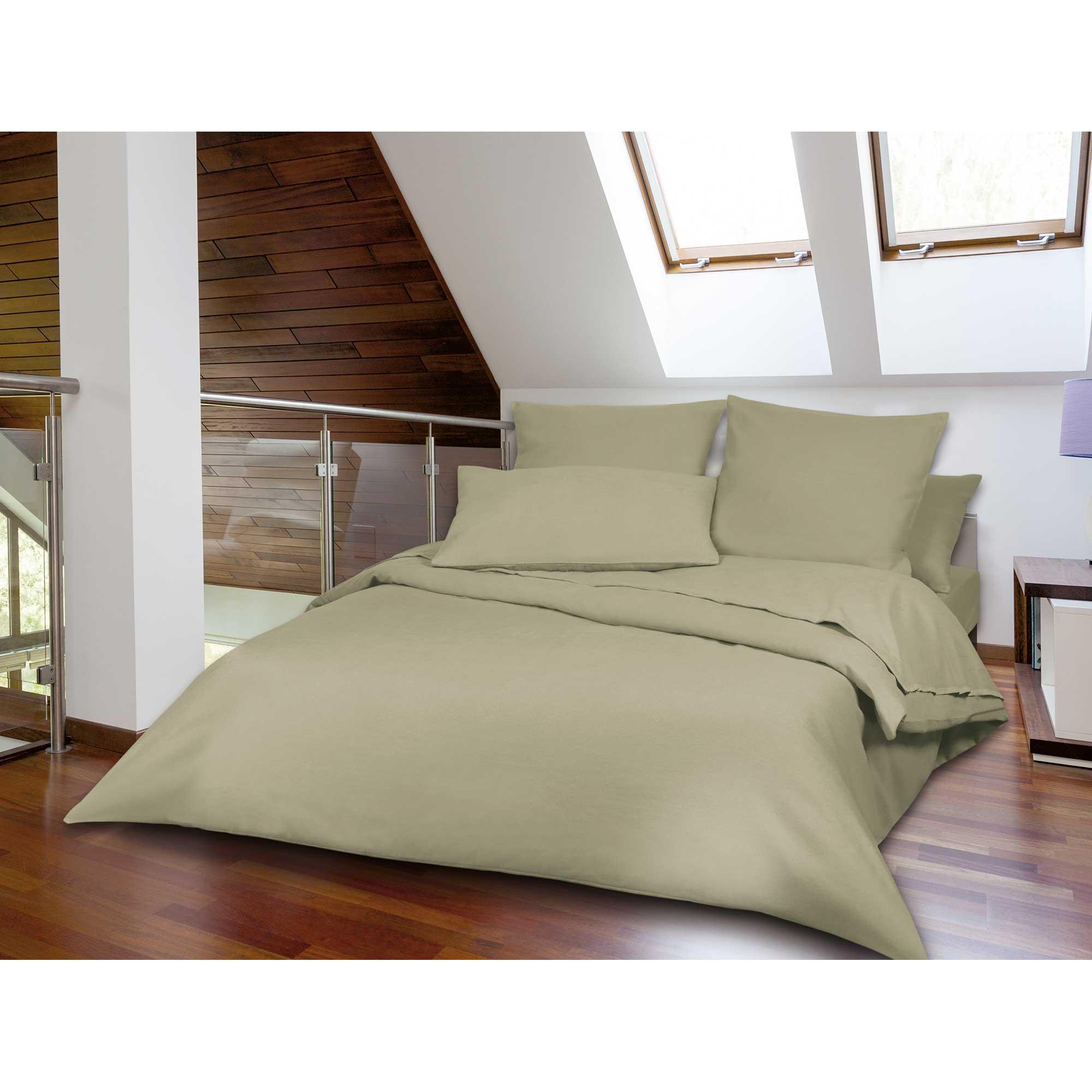 drap housse en flanelle drap housse gris personne matire. Black Bedroom Furniture Sets. Home Design Ideas