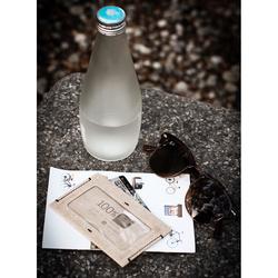 Porte-cartes - cuir recyclé