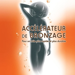 COSMETOTEXTILE ACCELERATEUR DE BRONZAGE