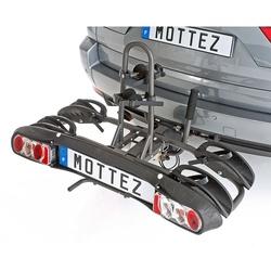 Porte-vélos sur attelage - Mottez