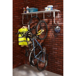 Range-vélos mural