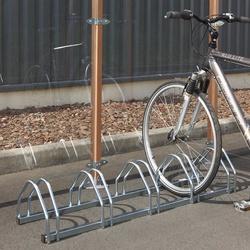 Râtelier pour 5 vélos