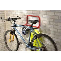Range vélo mural rabattable