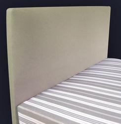 Tête de lit forme droite