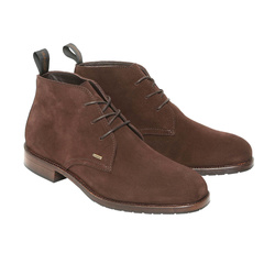 Boots homme à laçets