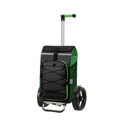 Tura Shopper - roues gomme