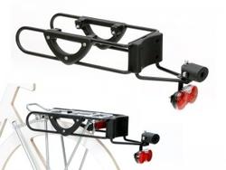 Système d'accroche au vélo -