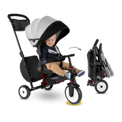 Tricycle évolutif STR7 - roues blanches -